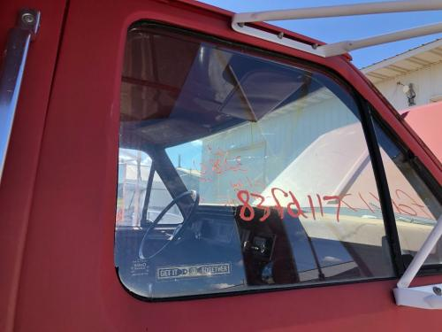 Ford F800 Door Glass