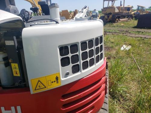 2012 Takeuchi TB138FR Right Body, Misc. Parts: P/N 0378221500