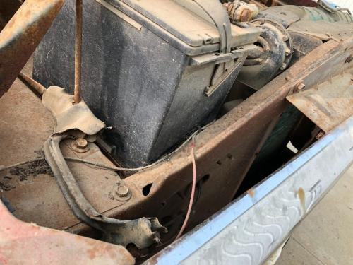 Ford F600 Radiator Core Support