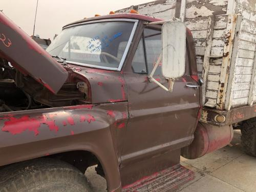 Ford F600 Cab Assembly