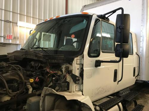 Shell Cab Assembly, 2011 International DURASTAR (4400) : Crew Cab