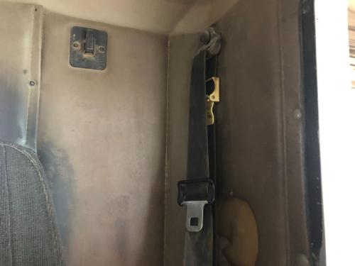 Kenworth T800 Seat Belt Assembly
