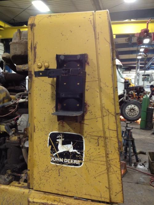 1979 John Deere 544B Right  Radiator Support: P/N AT39177