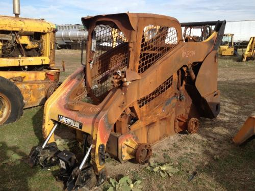 2011 Cat 262C Equipment Parts Unit