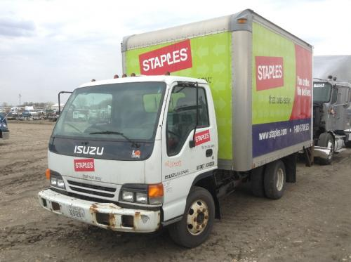 2002 Isuzu NPR Parts Unit