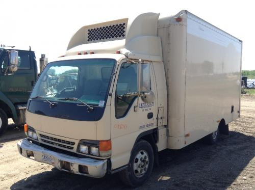 2001 Isuzu NPR Parts Unit