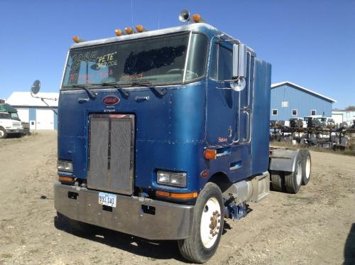 1985 Peterbilt 362 COE Parts Unit