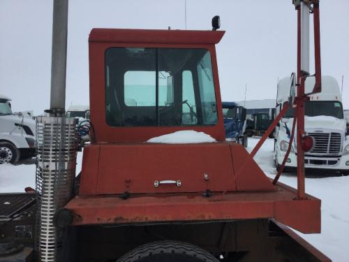 Hood, 1984 Capacity TJ : Red