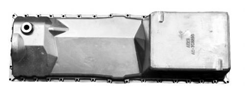 Cat 3406E 14.6L Oil Pan