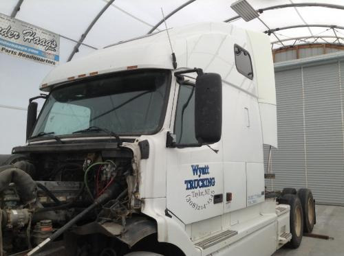 2002 Volvo VNL Cab Assembly: Shell High Roof